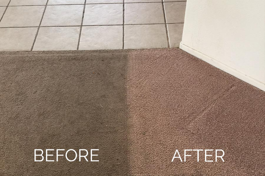 Dan's Carpet Cleaning Before and After 02